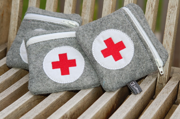 Mini Notfalltäschchen