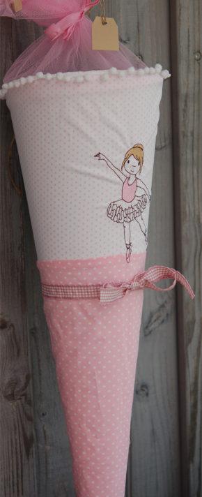 Schultuete_Ballerina
